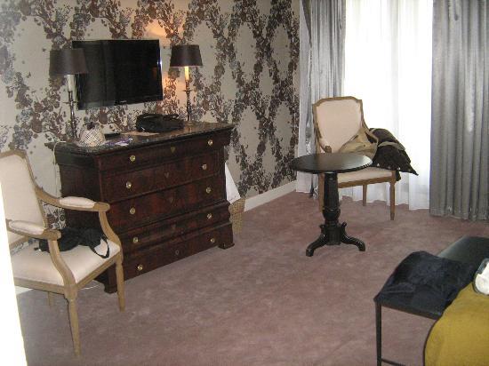 Hotel du Danube St. Germain: Habitación Contemporánea