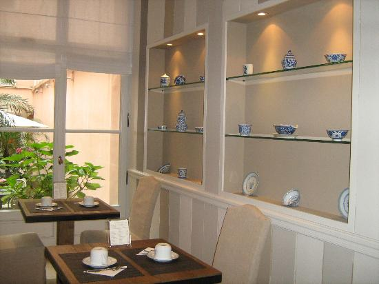 Hotel du Danube St. Germain: Comedor desayuno