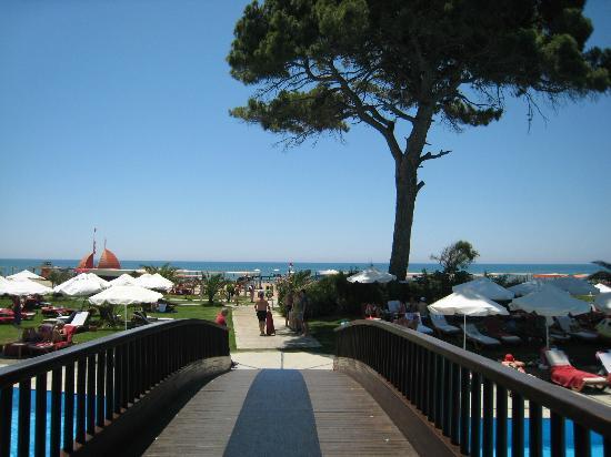 Rixos Premium Belek : The Beach Area