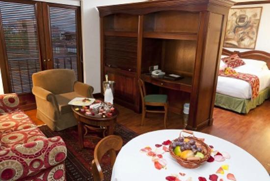 Park 10 Hotel: Habitación Junior Suite