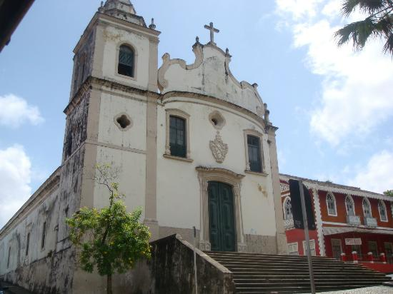 ‪N. S. do Rosario dos Homens Pretos de Olinda Church‬