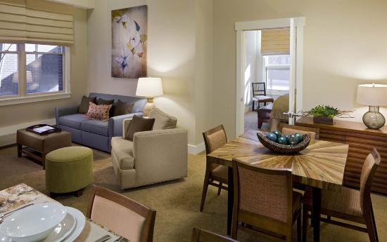 Limelight Hotel Aspen: Casita Suite - great for dog owners - separate, private entrance