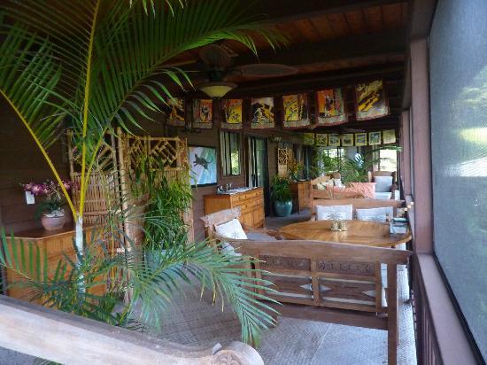 Aloha Guest House: A nice area 