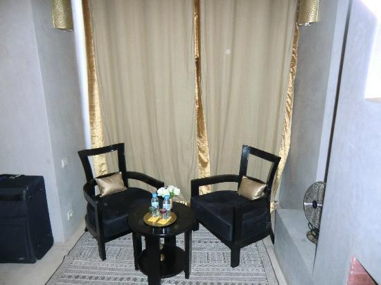 Riad Vanilla sma: Moon/Lune Suite