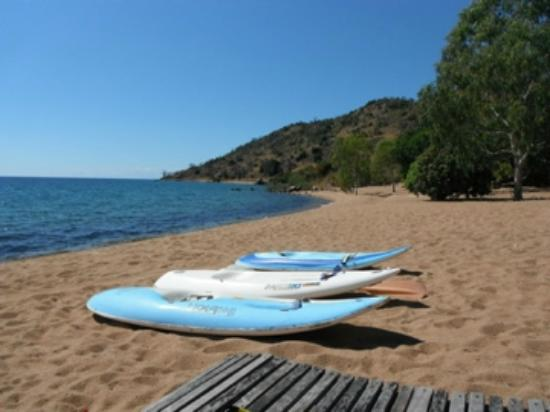 Mango Drift: Beach