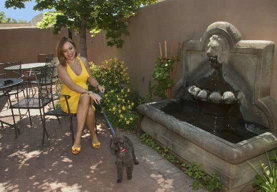 Old Santa Fe Inn: We're a pet-friendly Inn.