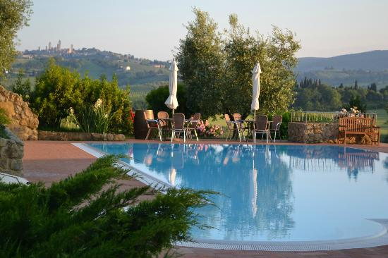 Tenuta Mormoraia: Swimming Pool