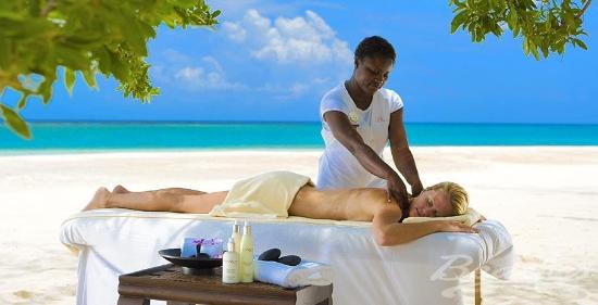‪‪Beaches Negril Resort & Spa‬: Red Lane Spa Massage at Beaches Negril‬