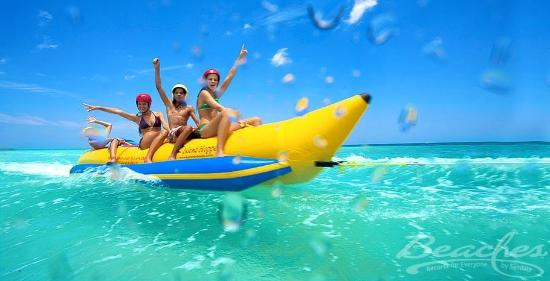 Beaches Negril Resort & Spa: Watersports at Beaches Negril