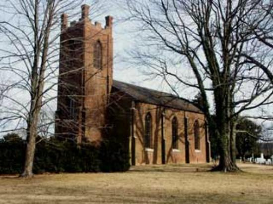 ‪St. John's Episcopal Church‬