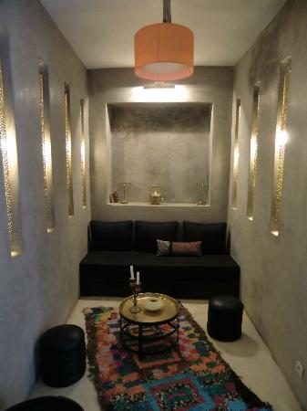 Riad Vanilla sma: Lounge area