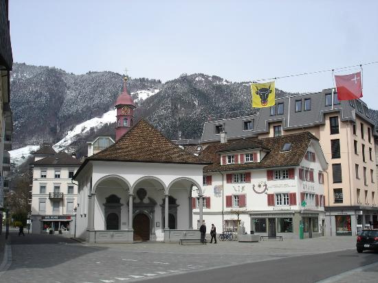Bundeskapelle Brunnen: Die Bundeskapelle