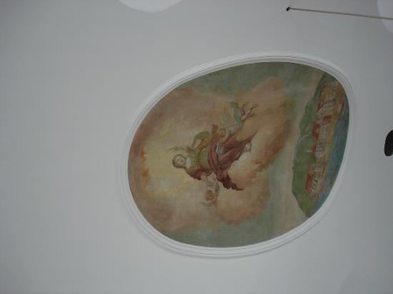 Bundeskapelle Brunnen: Deckengemälde
