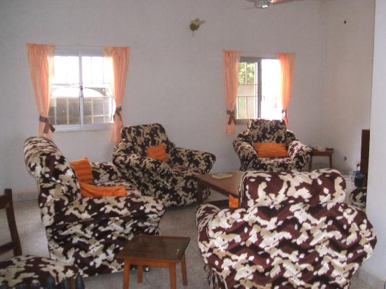 Limbas Accommodation - Cape Point: Sitting/Meeting/Conference Lounge