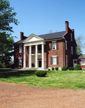 Elm Springs: A beautiful old plantation home that has a great Civil War history gift shop.