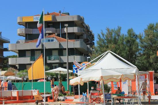 Hotel Residenza Giardino : la struttura