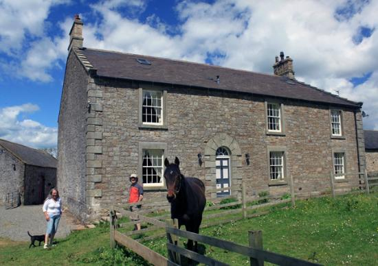 Denton Hall Farmhouse