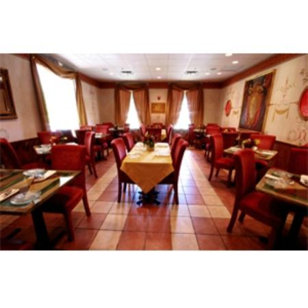 Caffe dell'Amore, : Our Award winng dining room