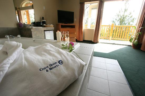 The Hillcrest Hotel, a Coast Resort: Executive Jacuzzi