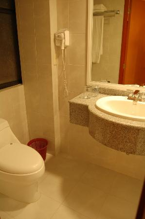 Hotel Premier: Baños muy limpios