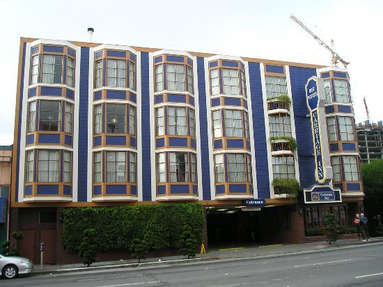 Carriage Inn Hotel San Francisco