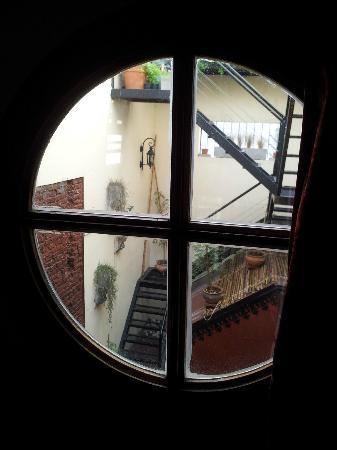 Apassionata Tango: Vista para o pátio interno - 2012