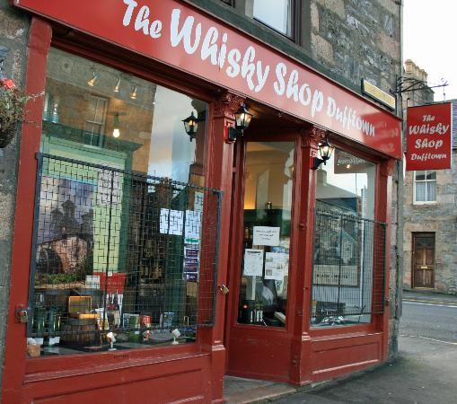 Keith, UK: The Whisky Shop Dufftown