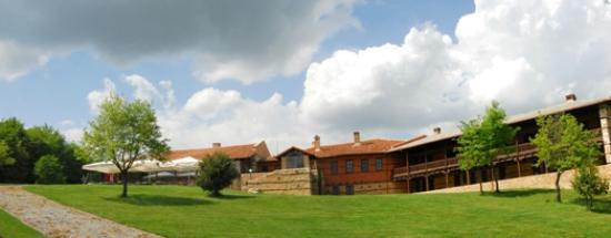 Semeli Resort: External Spring view