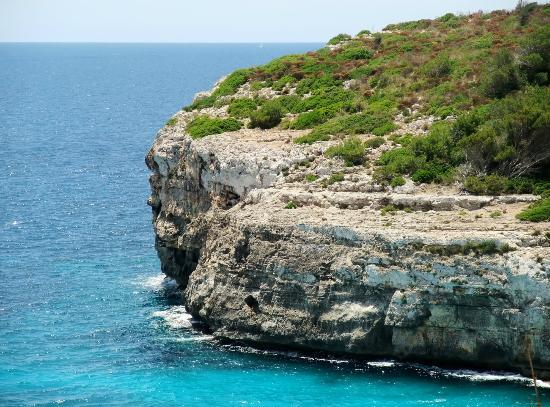 Blau Punta Reina Resort: Widok z pokoju w511