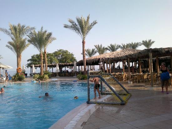 Jaz Fanara Resort & Residence: piscina