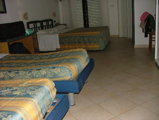 Hotel Parco dei Principi: Camera
