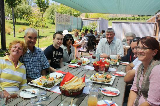 Tasty Tours: Lunch at Northburn Station