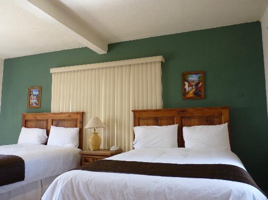 Hotel Posada Terranova: Bedrooms