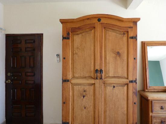 Hotel Posada Terranova: Furniture