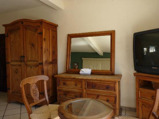 Hotel Posada Terranova: Bedroom