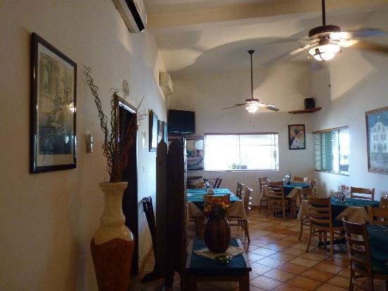 Hotel Posada Terranova: Restaurant