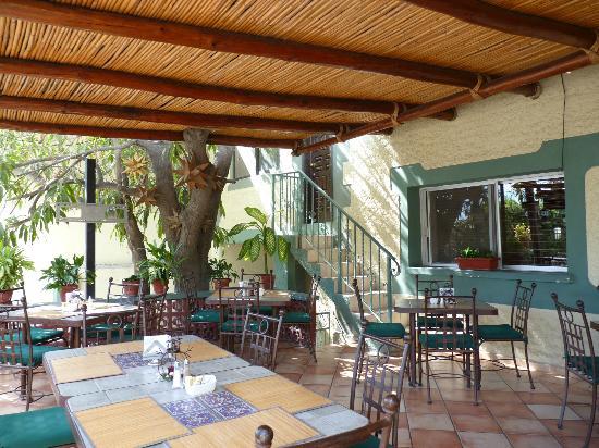 Posada Terranova : Restaurant
