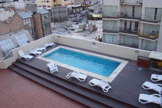 terrazas de mar piscina climatizada