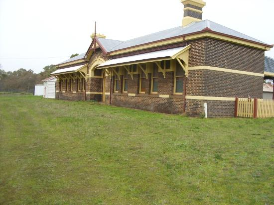 Say Grace Cafe & Larder: Disused Casterton Railway station