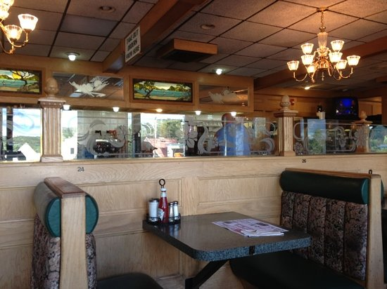 Hibernia Diner: nice diner