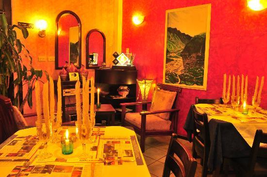 Cania Mandur Restaurant: Caña Mandur Restaurant