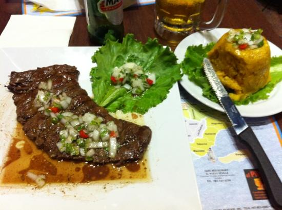 Vaca Brava : churasco