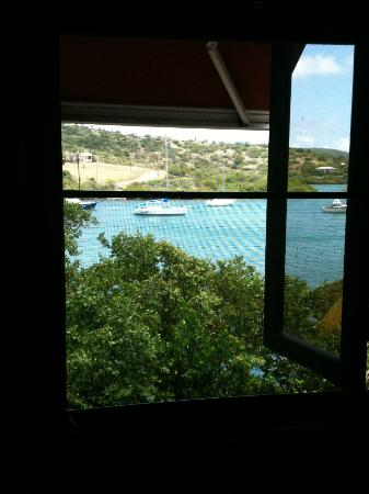 Villa Pelicano: View from Upstairs