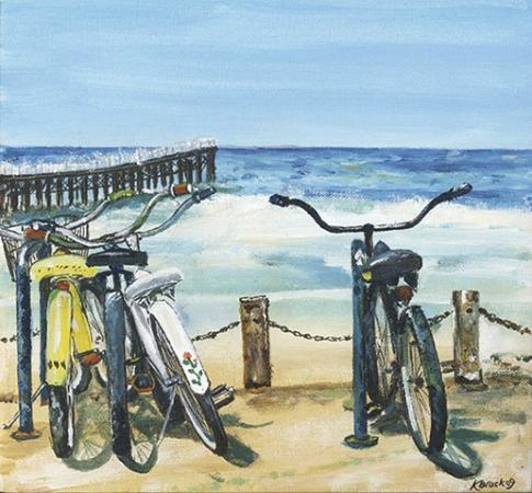 Beach Bungalow Inn and Suites: Guest Beach Cruisers