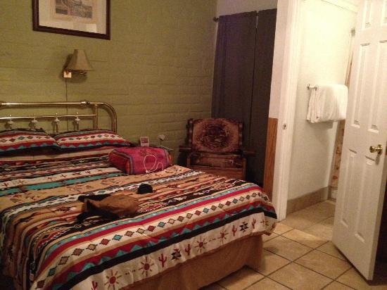 Trail Rider's Inn Motel: Room 6 1/2