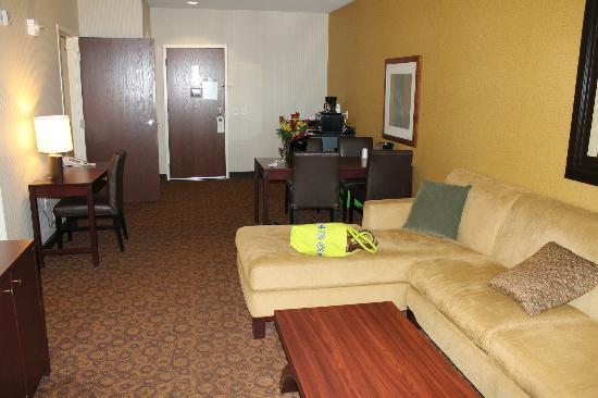 St Croix Danbury Living Room