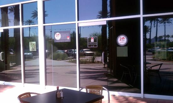 YC's Mongolian Grill: Exterior