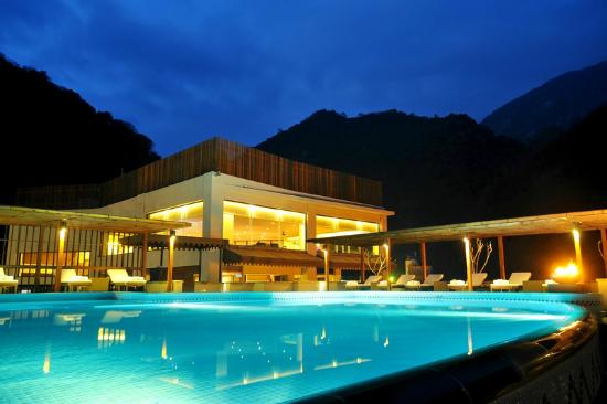 Silks Place Taroko: Rooftop Swimming Pool 頂樓泳池