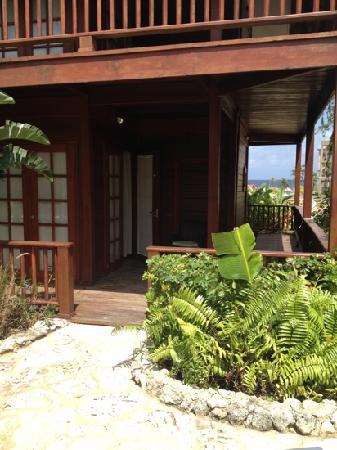 Van der Valk Kontiki Beach Resort: Kamer