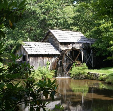 Mabry Mill Restaurant: Maybry Mill